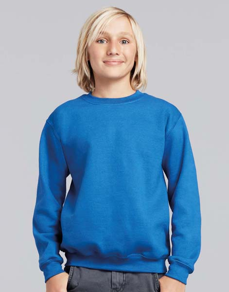 GILDAN Blend Youth Crew Neck Sweat