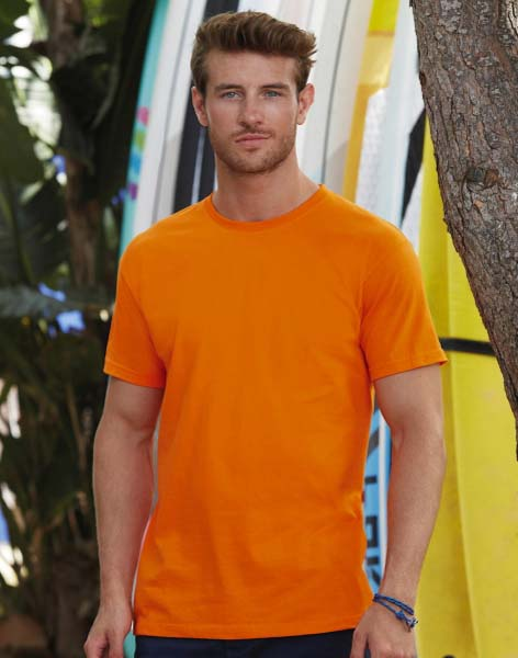 FRUIT OF THE LOOM Sofspun Tee MENS