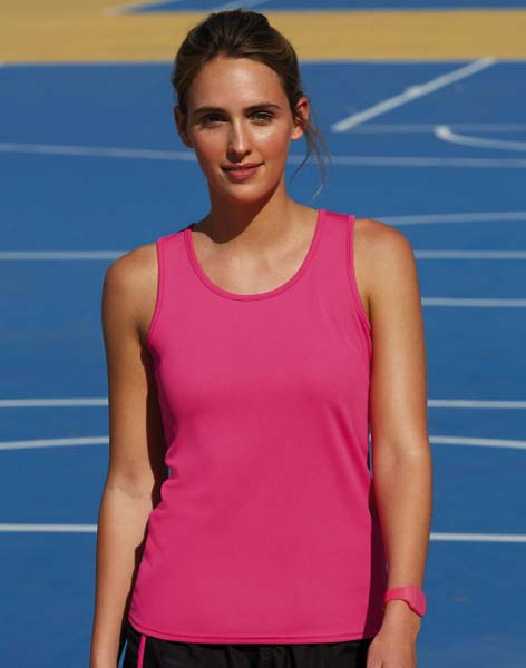 FRUIT OF THE LOOM Performance Vest Lady-Fit