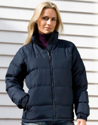RESULT Lady Holkam Down Feel Jacket