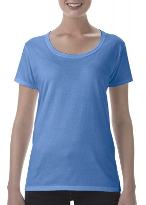 ΜΠΛΕ ΡΟΥΑ ΜΕΛΑΝΖΕ GILDAN Softstyle® Ladies Deep Scoop T-Shirt