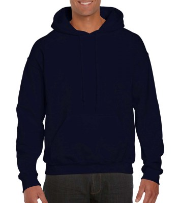 ΜΠΛΕ GILDAN DryBlend Adult Hooded Sweat