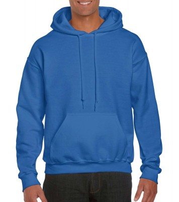 ΜΠΛΕ ΡΟΥΑ GILDAN DryBlend Adult Hooded Sweat