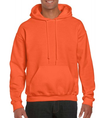 ΠΟΡΤΟΚΑΛΙ GILDAN DryBlend Adult Hooded Sweat