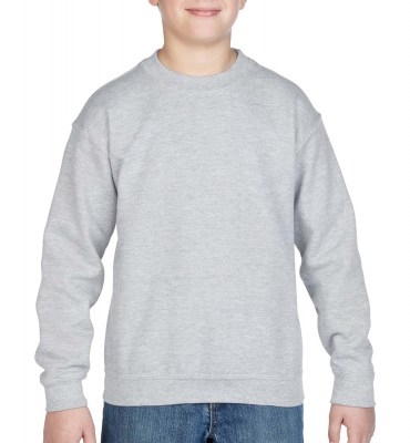 ΓΚΡΙ ΜΕΛΑΝΖΕ GILDAN Blend Youth Crew Neck Sweat