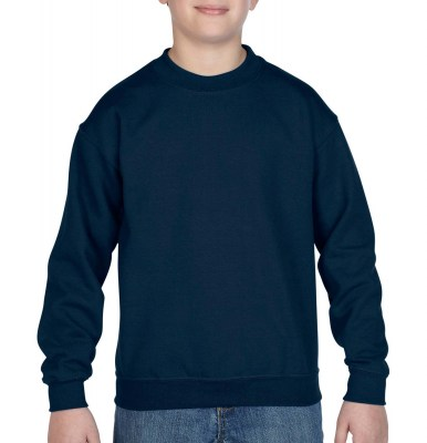 ΜΠΛΕ GILDAN Blend Youth Crew Neck Sweat