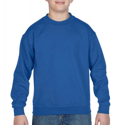 ΜΠΛΕ ΡΟΥΑ GILDAN Blend Youth Crew Neck Sweat