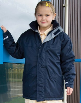 RESULT Children Core Winter Parka
