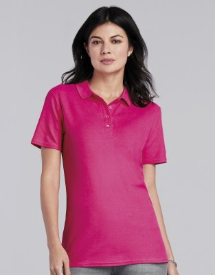 GILDAN Softstyle® Ladies Double Pique Polo