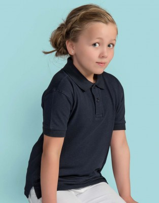 SG Kids Cotton Polo