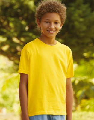 FRUIT OF THE LOOM Sofspun® T Kids