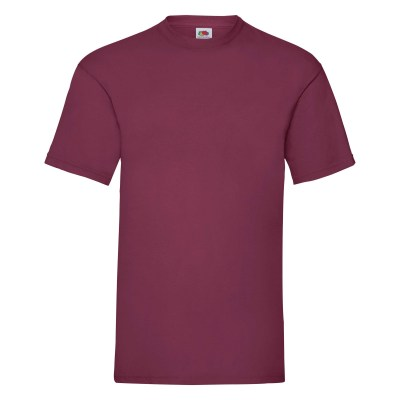 ΜΠΟΡΝΤΩ FRUIT OF THE LOOM T-SHIRT VALUEWEIGHT