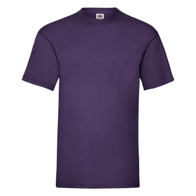 ΜΩΒ FRUIT OF THE LOOM T-SHIRT VALUEWEIGHT