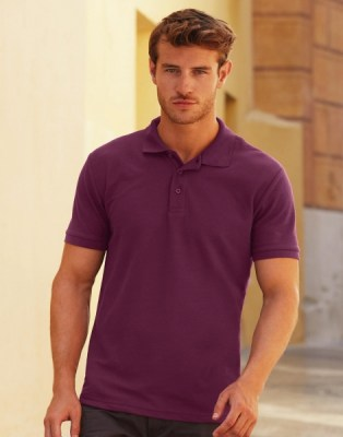 FRUIT OF THE LOOM POLO 65/35