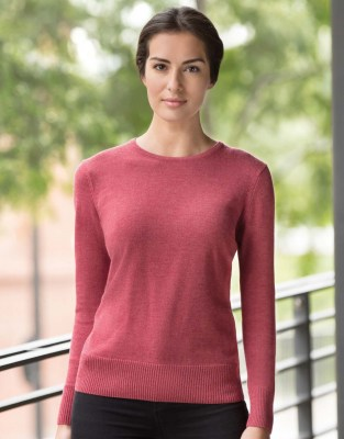 RUSSELL Ladies Crew Neck Knitted Pullover