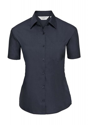 ΜΠΛΕ RUSSELL Ladies Poplin Shirt