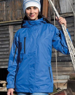 RESULT Ladies 3-in-1 Journey Jacket