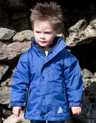 RESULT Junior Reversible Stormproof Jacket