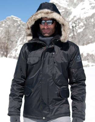 RESULT Ultimate Cyclone Parka