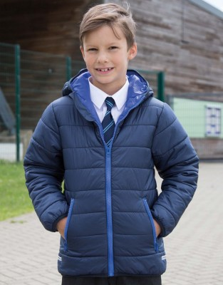 RESULT  Junior/Youth Padded Jacket