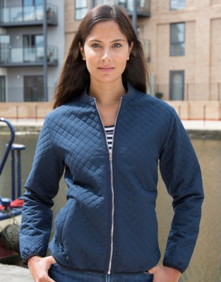 RESULT Women's Phantom MA1 SoftShell Bomber