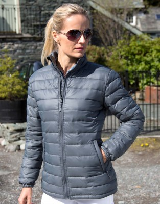 RESULT Ladies Ice Bird Padded Jacket