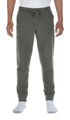 ΓΚΡΙ ΣΚΟΥΡΟ  COMFORT COLORS Adult French Terry Jogger Pants