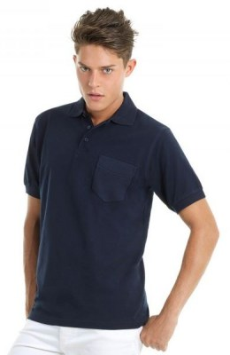 BC Safran Pocket Polo