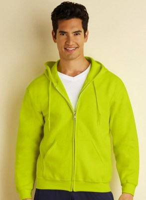 GILDAN Heavy Blend Adult Full Zip Hooded Sweat