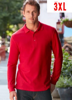 GILDAN Premium Cotton Adult Double Piqué Polo 3XL