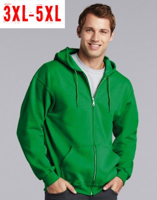 GILDAN Heavy Blend Adult Full Zip Hooded Sweat 3ΧL-5XL