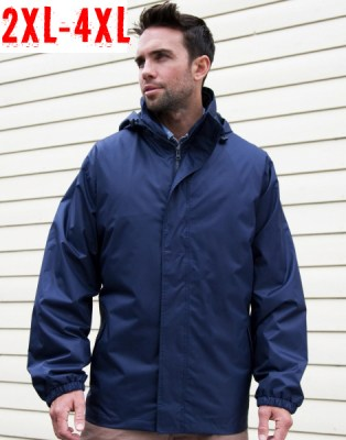 RESULT 3-in-1 Jacket with quilted Bodywarmer 2XL - 4XL