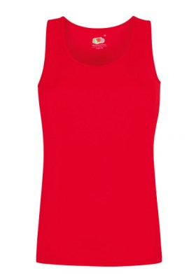 ΚΟΚΚΙΝΟ FRUIT OF THE LOOM Performance Vest Lady-Fit
