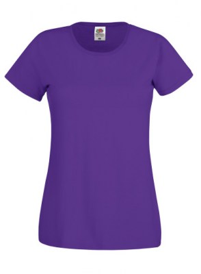 ΜΩΒ FRUIT OF THE LOOM Original T Lady-Fit